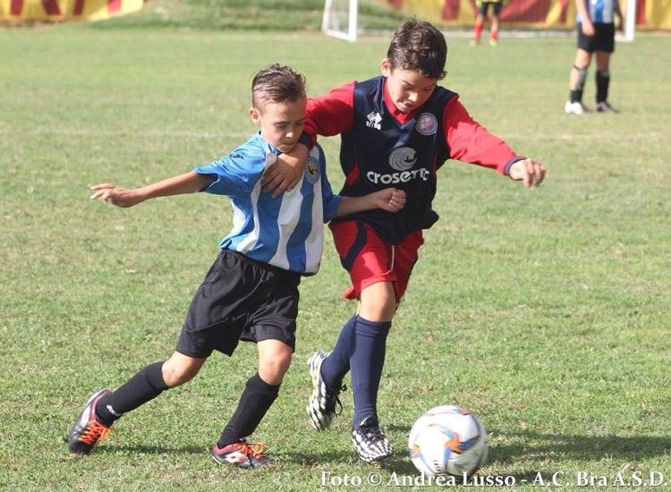 SCUOLA CALCIO / i piccoli protagonisti dell'AREA Calcio
